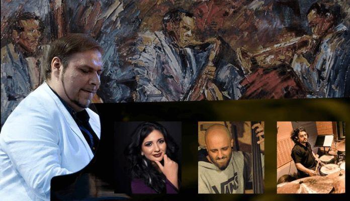 Sorin Zlat Quartet Jazz Concert ICR Romania