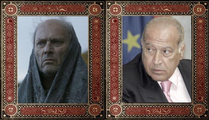 Balon Greyjoy Dan Voiculescu Game of Thrones Politicieni Romani