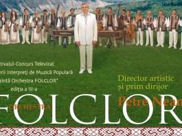 Festivalul-Concurs Televizat Pentru Tinerii Interpreţi de Muzică Populară Prezintă Orchestra FOLCLOR 2017 editia a IIIa