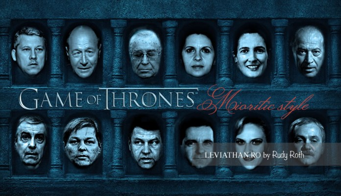 Urzeala Tronurilor Romania - Game of Thrones Romania