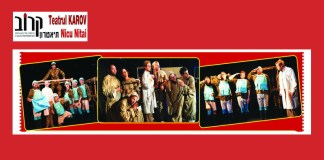 Zbor spre libertate Colonelul Pasăre de Christo Boychev teatrul karov tel aviv