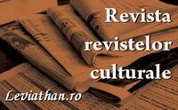 revista revistelor culturale leviathan.ro logo