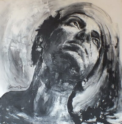 Samar Draie Portret