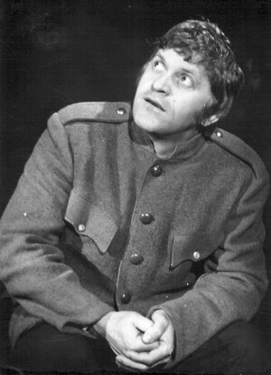 Dorel Vișan in Woyzeck