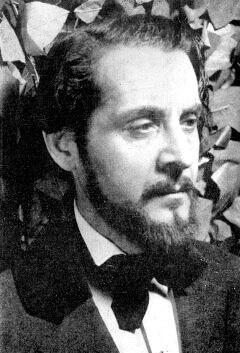 Mihai Popescu în rolul lui Bălcescu
