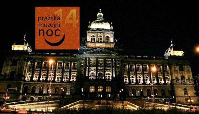 noaptea muzeelor praga