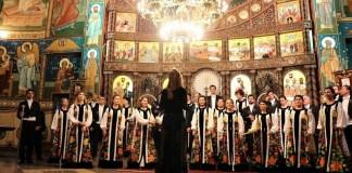 """Corul """"Madrigal"""" în concert la Prejmer"""