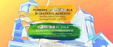plimbare strada armeneasca