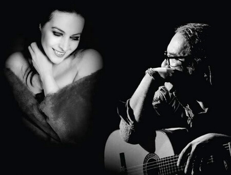Delia Nartea și Maxim Belciug