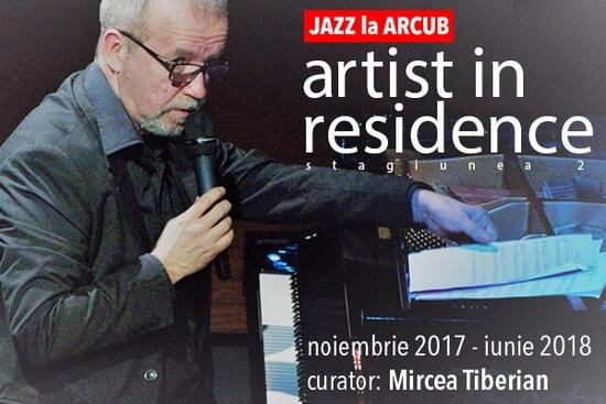 artist in residence stagiunea 2