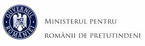 logo ministerul pentru romanii de pretutindeni
