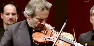 Giuliano Carmignola. Sursa foto Youtube