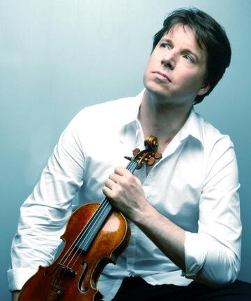 Joshua Bell. Foto Phil Knott