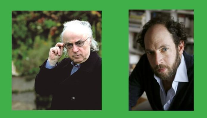 Norman Manea și Olivier Guez.