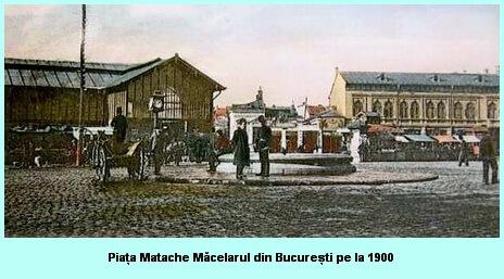 Piata-Matache-Bucuresti-1900