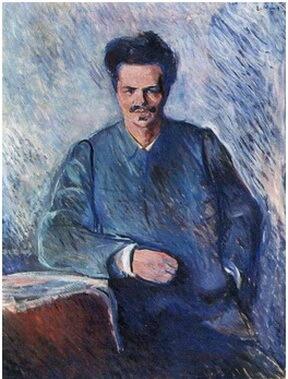 edvard-munch-august-strindberg-portret