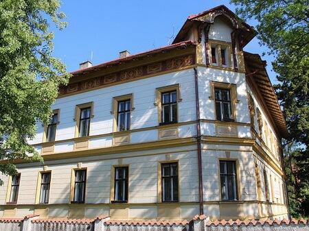 vila Kozánka