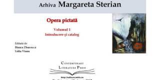 Margareta Sterian. Opera pictata
