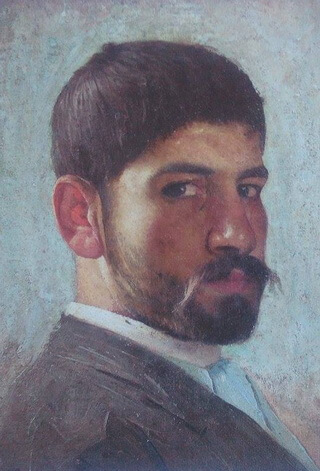 Octavian Smigelschi, Autoportret