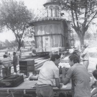 Translarea Schitului maicilor din București