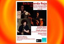 concert jazz madrid 1 decembrie 2017