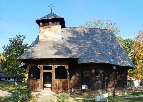 Biserica din Răpciuni, Muzeul Național al Satului