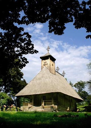 Biserica din Timișeni, Muzeul Național al Satului