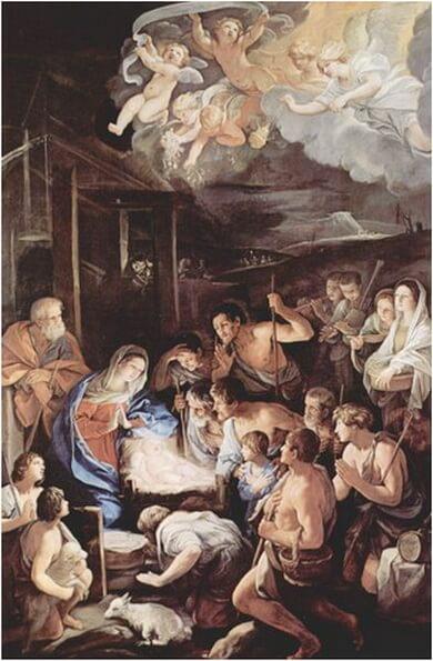 Guido Reni adoratia magilor 1630 1642