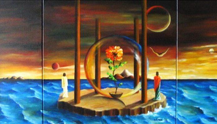 """Petru Udrea, """"Insula creației"""""""