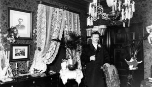 August Strindberg salonul rosu saloanele gotice jurnal ocult