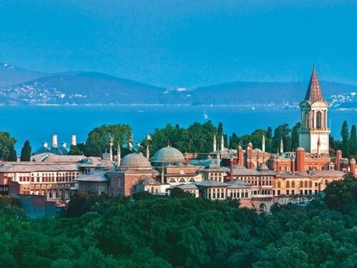 Marele Serai, Palatul Topkapi, Istanbul