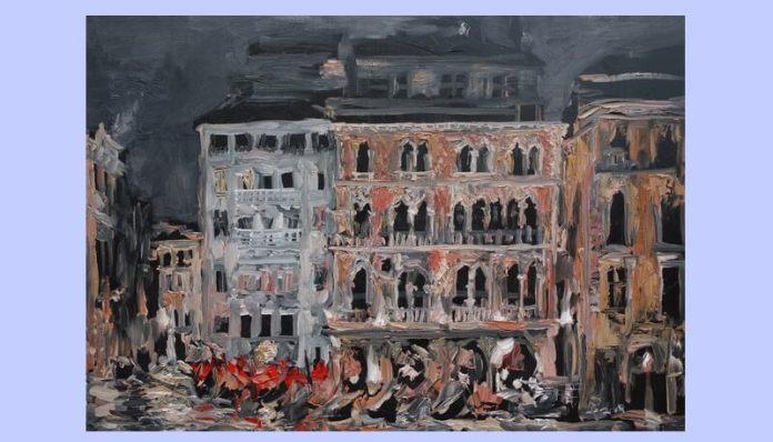 """Sorin Scurtulescu, """"Palatul Bauer"""", Veneția"""