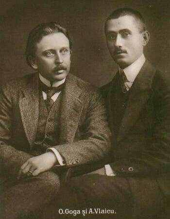 Aurel-Vlaicu-si-Octavian-Goga