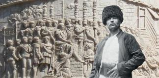 Badea Cartan Columna lui Traian Daniela Sontica leviathan.ro