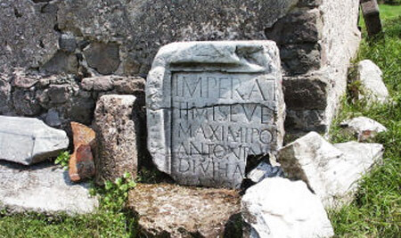 Densuș piatra romana