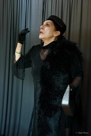 Liana Ceterchi. Foto Steluța Popescu