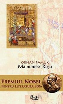 Orhan Pamuk ma numesc rosu