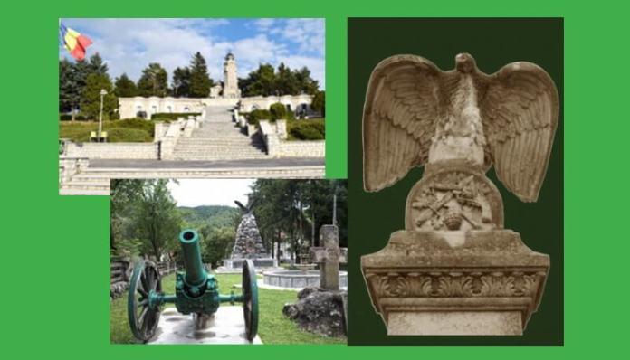 expozitie monumente primul razboi mondial
