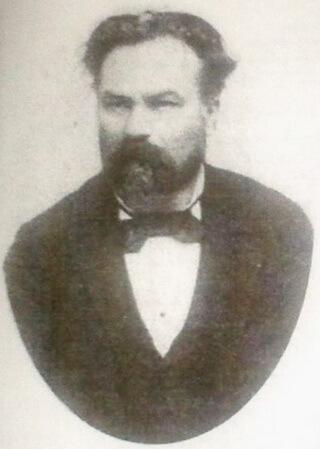 """Calistrat Hogaș. Fotografie din arhiva personală a fiicei scriitorului, Sidonia Hogaș. Sursa """"Adevărul"""""""