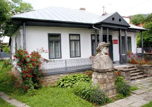 "Casa memorială ""Calistrat Hogaș"", Piatra Neamț"