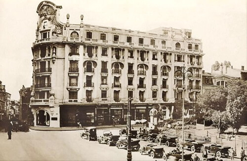 Hotel Athénée Palace