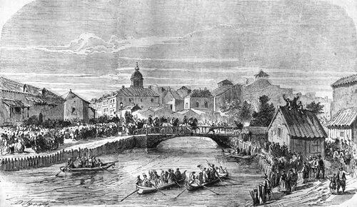 10 mai 1866 Intrarea în București a principelui Carol I Sursa Wikipedia