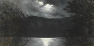Léon Bonnat, Lacul Gérardmer, 1893