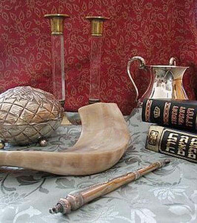 Obiecte de cult mozaic