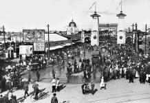 Târgul Mosilor, București, mai 1932