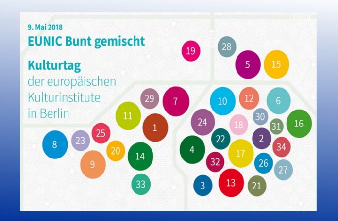 ziua europei eunic berlin