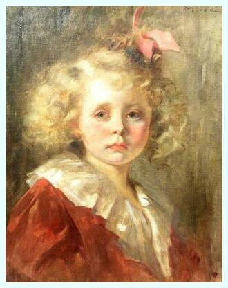 """George Demetrescu-Mirea, """"Cap de copil"""""""