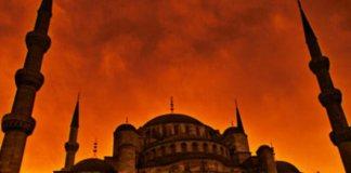Urfet Șachir Cer roșu în dimineața de după Noaptea de Kadir