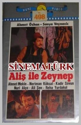 """""""Aliș și Zeynep"""", afișul filmului"""
