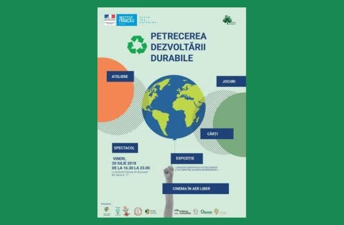 petrecerea dezvoltarii durabile